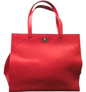 BVLGARI Tote in Red