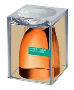 United Colors of Benetton United Colors of Benetton Woman For Women EDT Spray 2.5 oz 75ml Woman