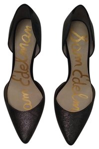 Sam Edelman Sparkly black Pumps