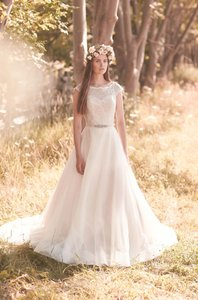 Mikaella Bridal 2068 Wedding Dress