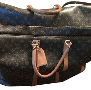 Louis Vuitton Luxury Traveling Logo Travel Bag