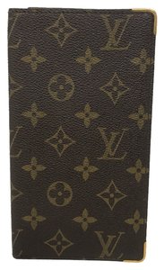 Louis Vuitton Louis Vuitton Monogram Vintage long wallet 6 card