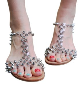 Jeffrey Campbell Clear Silver Sandals