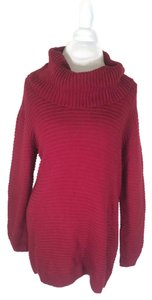 INC International Concepts Cowl Wool Xlarge Sweater