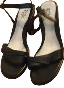BCBG Paris Black Sandals