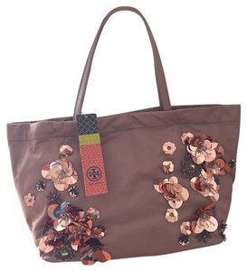 Tory Burch Flower Cluster Tote