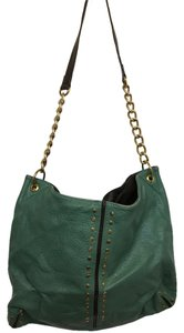 Michael Kors Leather Peeling Hobo Bag