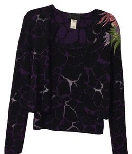 Versace Vintage Embroidered Sweater