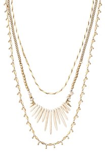 Stella & Dot Stella & Dot Zuni Layering Necklace - Wear Multiple Ways