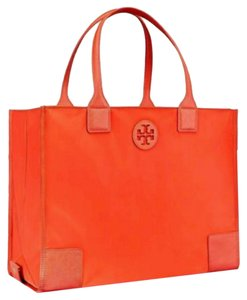Tory Burch Tote in Samba (Orange)