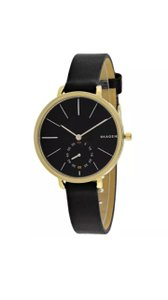 Skagen Denmark Skagen Women's Hagen Leather Watch SKW2354