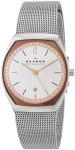 Skagen Denmark Skagen Women's Ancher Steel Mesh Watch SKW2051