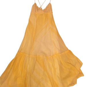 Yellow Maxi Dress by Free People