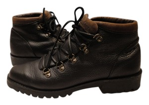 Timberland Mamaranick Lace-up Black Boots