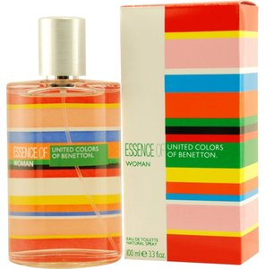United Colors of Benetton ESSENCE OF UNITED COLORS OF BENETTON 3.3 oz- 100 ML EDT Spray Woman