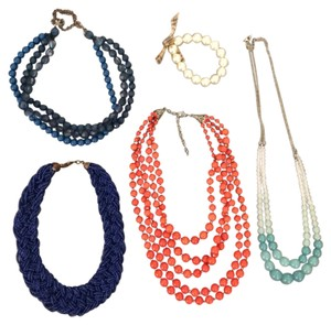 Modcloth assortment of necklaces