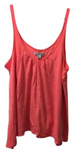 American Eagle Outfitters Loose Top Coral