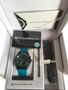 TechnoMarine TECHNOMARINE CHRONOGRAPH CRUISE BRAND NEW WITH TAG