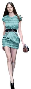 Burberry Bubbly Runway Mint Trophy Sale Dress