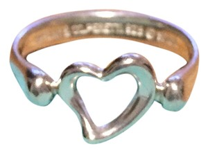 Tiffany & Co. Tiffany & Co. Open Heart Ring