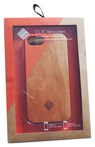 Native Union Clic Wooden iPhone 5/5s Case