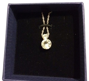 Swarovski Swarovski Double Solitaire Necklace