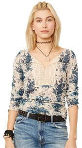 Denim & Supply T Shirt floral
