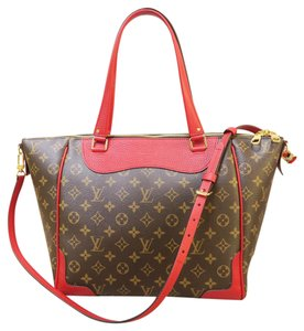 Louis Vuitton Lv Estrela Nm Canvas Satchel in monogram