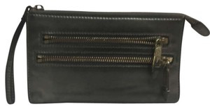Cole Haan Wristlet in gray - silver