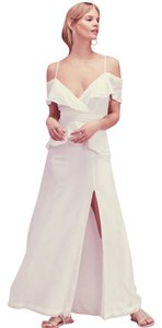 White Maxi Dress by Free People Wedding Rehearsal Prom