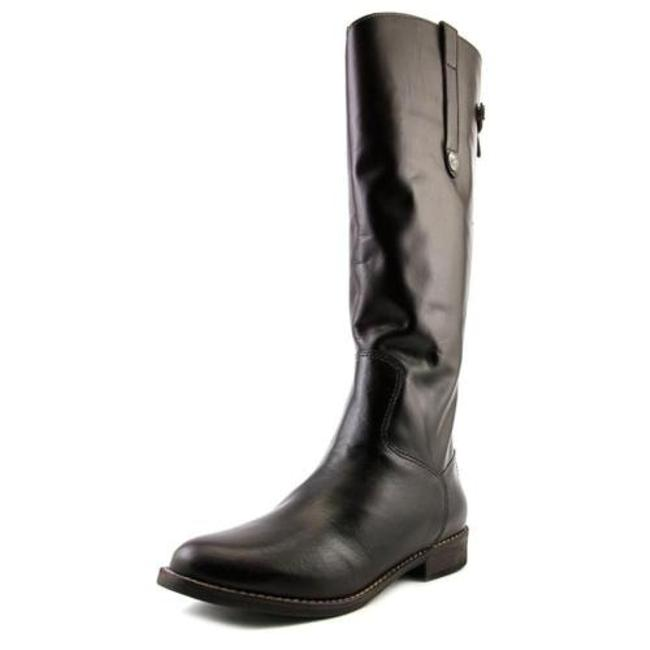 Item - Cafe Brown Yorker Tall Leather Boots/Booties Size US 8.5 Regular (M, B)