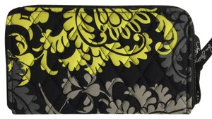 Vera Bradley Accordion Wallet in Baroque