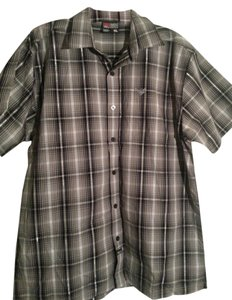 South Pole Collection Men's Button-up Collared Shirt