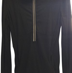 Lululemon black half zip jacket