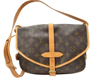 Louis Vuitton Saumur30 Lv Saumur Shoulder Bag
