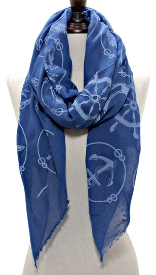 Preload https://item2.tradesy.com/images/blue-navy-nautical-by-the-sea-anchor-helm-sealife-scarfwrap-2040891-0-0.jpg?width=440&height=440