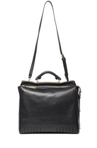 3.1 Phillip Lim Designer Handbag Satchel in Black