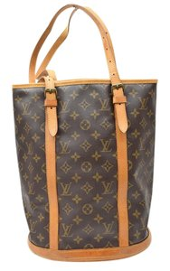 Louis Vuitton Bucket Gm Tote Shoulder Bag