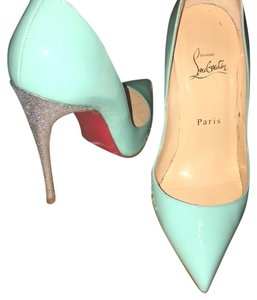 Christian Louboutin Opaline (Blue) Pumps