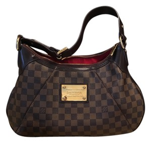 Louis Vuitton Classic Vintage Monogram Damier Shoulder Bag