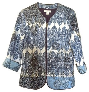 Coldwater Creek blues Blazer