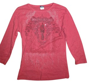 Creative Apparel Concepts T Shirt Red