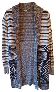 Urban Outfitters Tunic Tribal Knit Cardigan