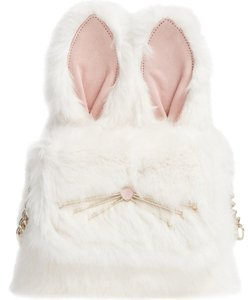 Kate Spade Rabbit Bunny Fur Make Magic Pxru7353 Shoulder Bag