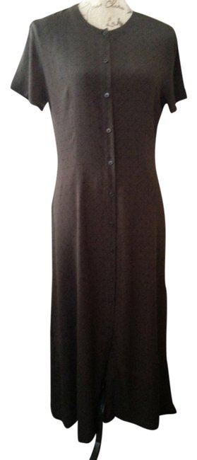 Item - Brown Long Casual Maxi Dress Size 10 (M)