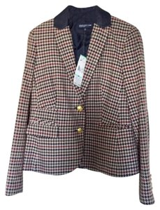 Jones New York multi color Blazer