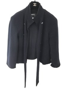 Chanel Blazer dark blue Jacket