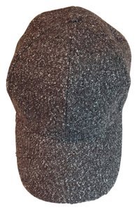 Anthropologie Tweed polyester winter cap
