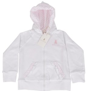 Gucci Baby Baby Hoodie Baby Hoodie white Jacket