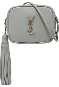 Saint Laurent Monogram Blogger Tassel Ysl Cross Body Bag